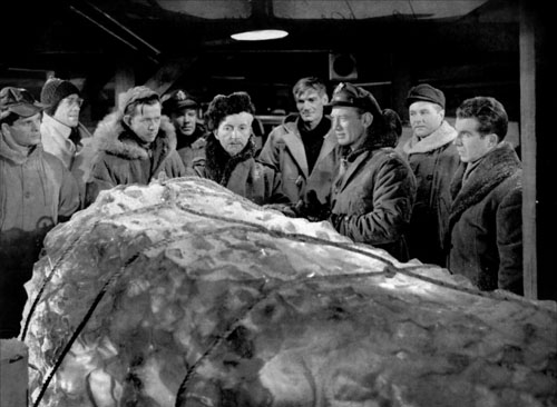 La chose d'un autre monde (The Thing from Another World) - Christian Nyby & Howard Hawks – 1951 dans Christian Nyby & Howard Hawks Chose_d_un_autre_monde_3